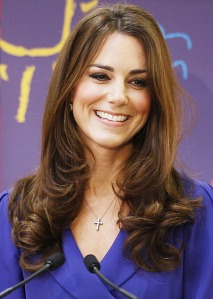 How to get hair like Kate Middelton